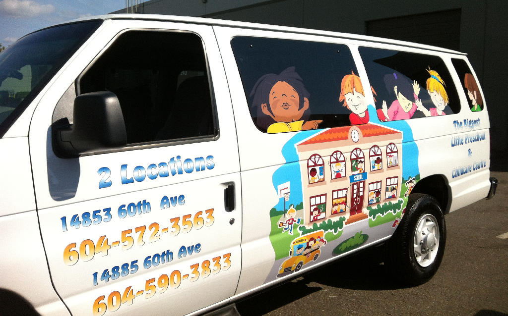 Vancouver car wraps specializes in vehicle wraps signs banners displays and more as a local vancouver based company were looking to help bc businesses