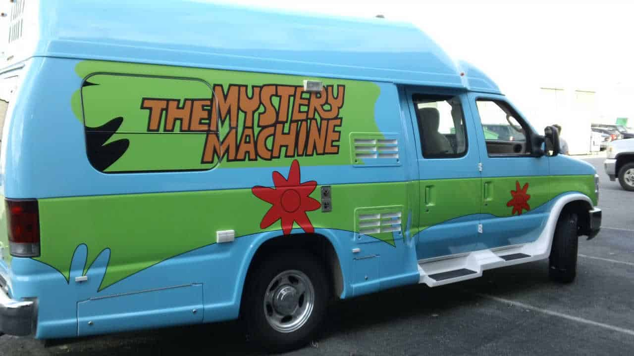 Buses Rvs And Boats Vancouver Car Wraps